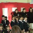 卒園式の様子2